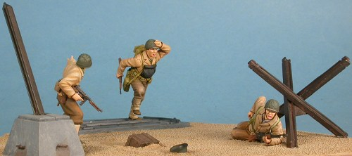 First Infantry Divisio...